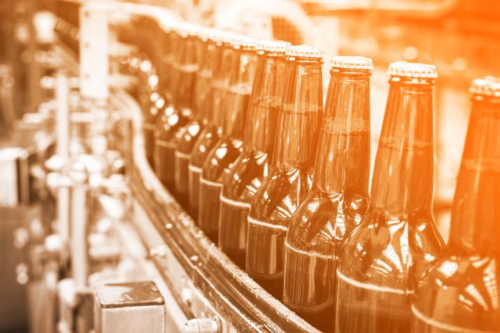 Takeasp-Flaschen-Bier